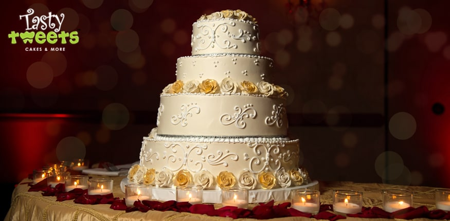 Recipe of a Perfect Wedding Cake!