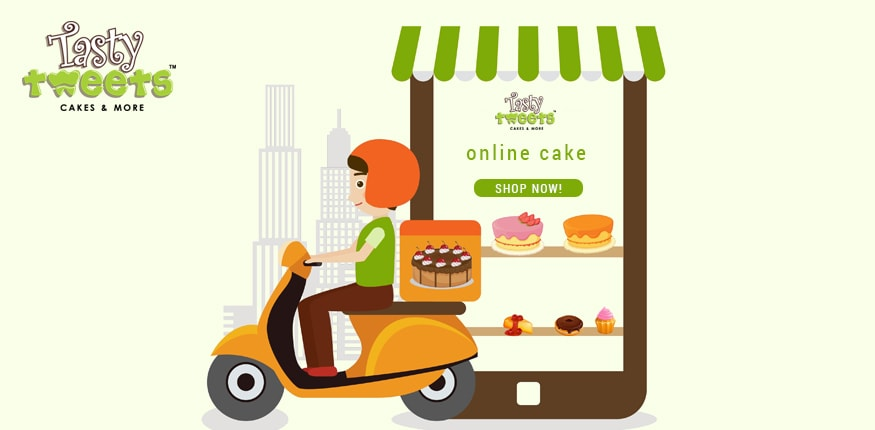 Here Are Some Amazing Benefits Of Online Cake Delivery!