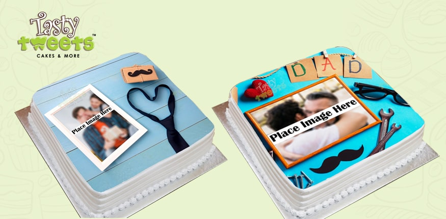 Father's Day Cakes To Show Gratitude to Family's Hero