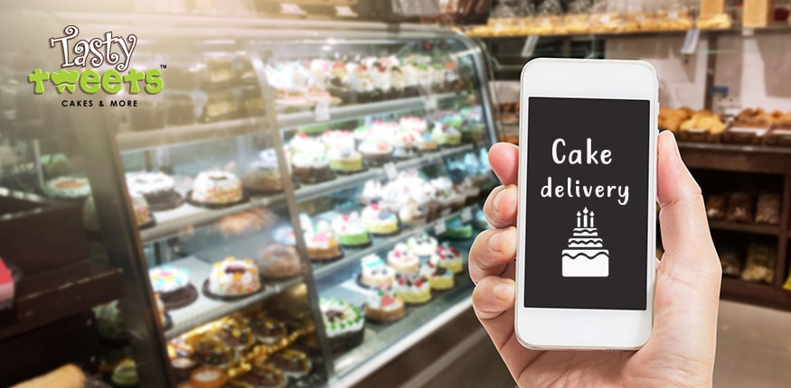 Model, Evolution and Delivery of Online Cake Service!